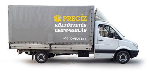 Mercedes truck kicsi